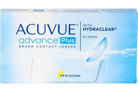 Acuvue Advance with Hydraclear